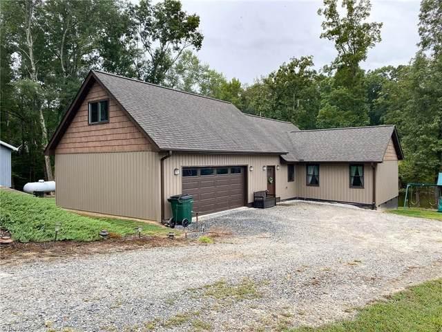 220 Knollwood Drive, Salisbury, NC 28146 (MLS #1042756) :: Berkshire Hathaway HomeServices Carolinas Realty