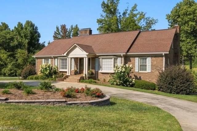 718 Riverbend Drive, Advance, NC 27006 (MLS #1042763) :: Berkshire Hathaway HomeServices Carolinas Realty