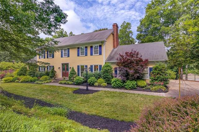 5106 Woodberry Forest Road, Greensboro, NC 27406 (MLS #1042782) :: Hillcrest Realty Group