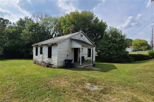 305 Mendota Avenue, Lexington, NC 27292 (MLS #1042795) :: Berkshire Hathaway HomeServices Carolinas Realty