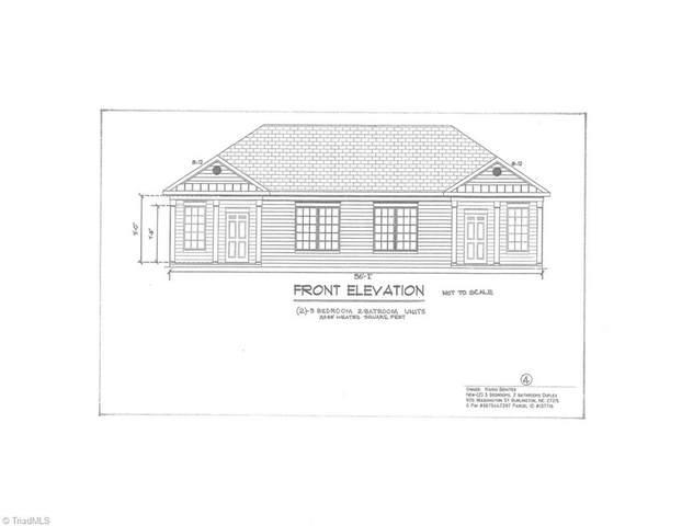 137 S Saint John Street #137, Burlington, NC 27217 (MLS #1042806) :: Berkshire Hathaway HomeServices Carolinas Realty