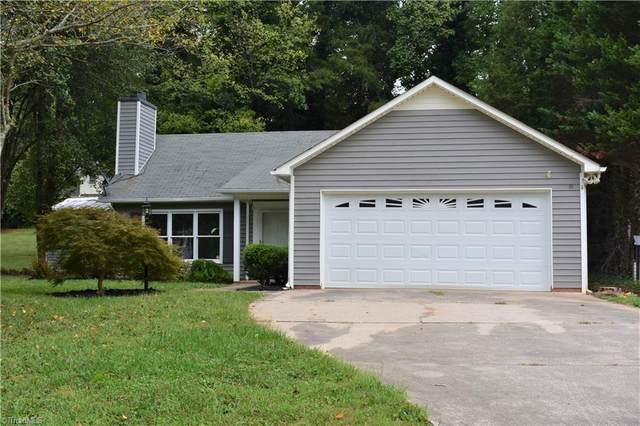 6045 Yeaton Glen Drive, Winston Salem, NC 27107 (MLS #1042826) :: Ward & Ward Properties, LLC