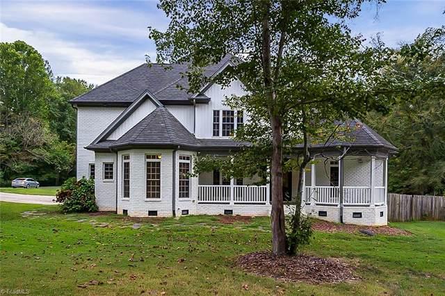 3804 Oakcliffe Road, Greensboro, NC 27406 (MLS #1042828) :: Team Nicholson