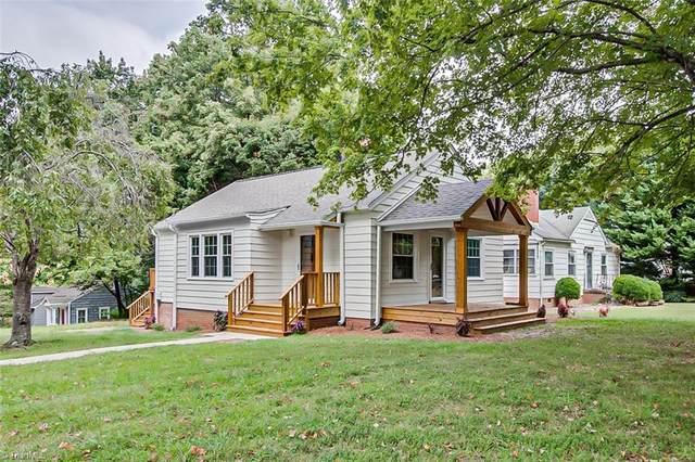 338 Ridgecrest Road, Asheboro, NC 27203 (MLS #1042829) :: Berkshire Hathaway HomeServices Carolinas Realty