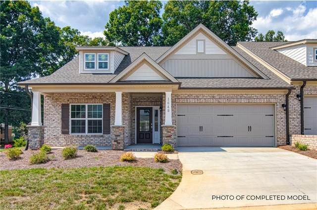 1618 Magnolia Park Drive, Clemmons, NC 27012 (MLS #1042834) :: Hillcrest Realty Group