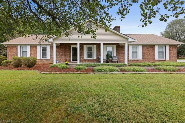 4006 Gumtree Road, Winston Salem, NC 27107 (MLS #1042840) :: Witherspoon Realty