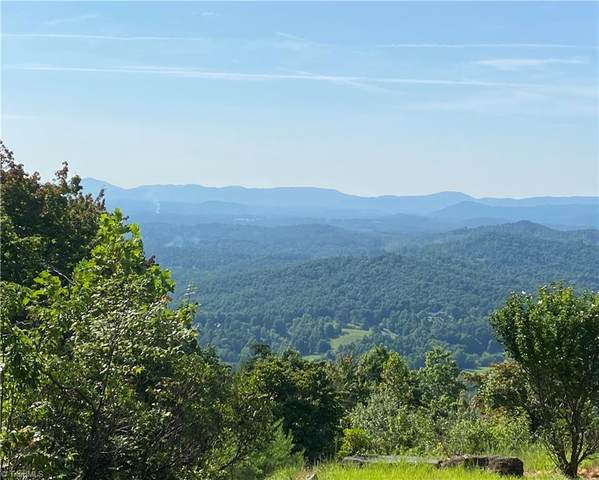 149 Buck Mountain Road, Purlear, NC 28665 (MLS #1042864) :: Ward & Ward Properties, LLC