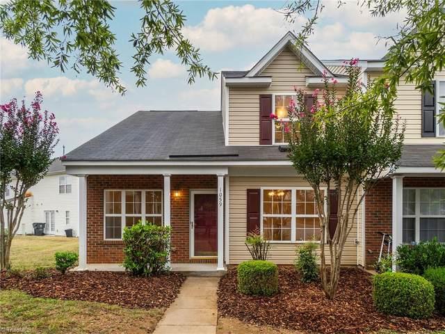 1059 Oak Blossom Way, Whitsett, NC 27377 (#1042869) :: Rachel Kendall Team