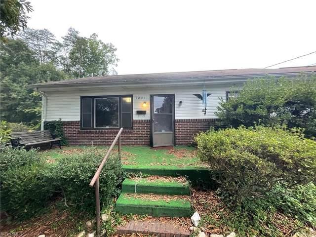 1231 2nd Street, Eden, NC 27288 (MLS #1042874) :: Ward & Ward Properties, LLC