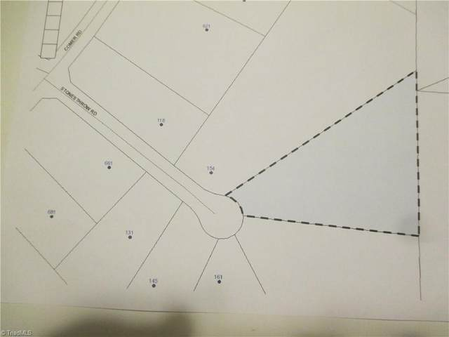 00 Stones Throw Road, Stoneville, NC 27048 (#1042890) :: Mossy Oak Properties Land and Luxury