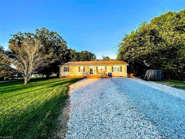 615 Bessie Street, Kernersville, NC 27284 (MLS #1042893) :: Berkshire Hathaway HomeServices Carolinas Realty