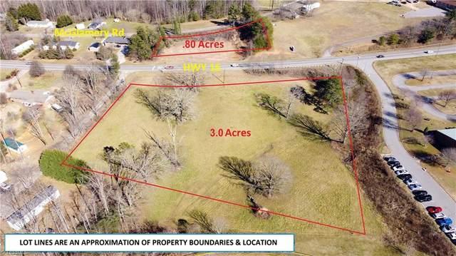 TBD N Nc Highway 16, Wilkesboro, NC 28697 (MLS #1042903) :: Ward & Ward Properties, LLC