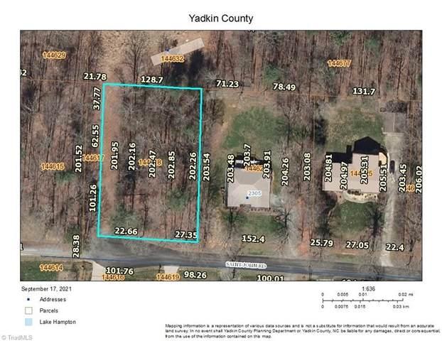 2303 Saint John Road, East Bend, NC 27018 (MLS #1042938) :: Ward & Ward Properties, LLC