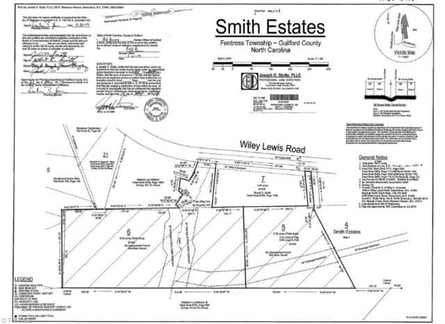 1430 Wiley Lewis Road, Greensboro, NC 27406 (MLS #1042940) :: Berkshire Hathaway HomeServices Carolinas Realty