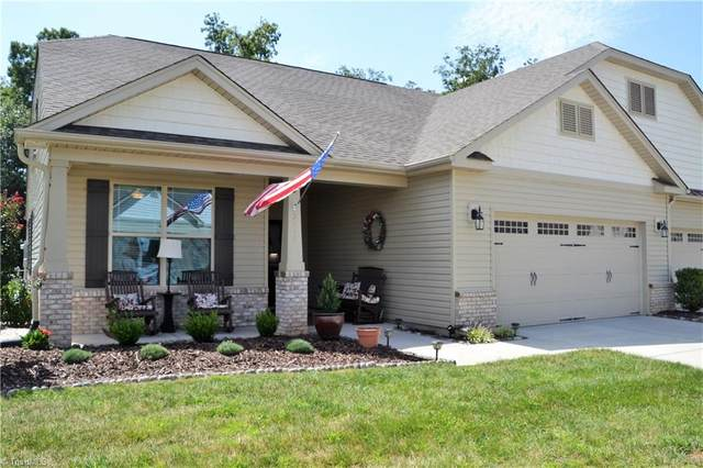 3540 Sainsbury Lane, Greensboro, NC 27409 (MLS #1042952) :: Berkshire Hathaway HomeServices Carolinas Realty