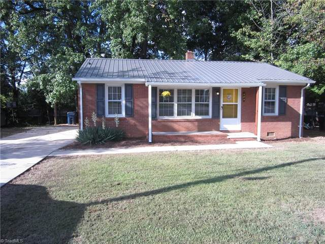 103 Thrugood Avenue, Lexington, NC 27292 (MLS #1042953) :: Witherspoon Realty