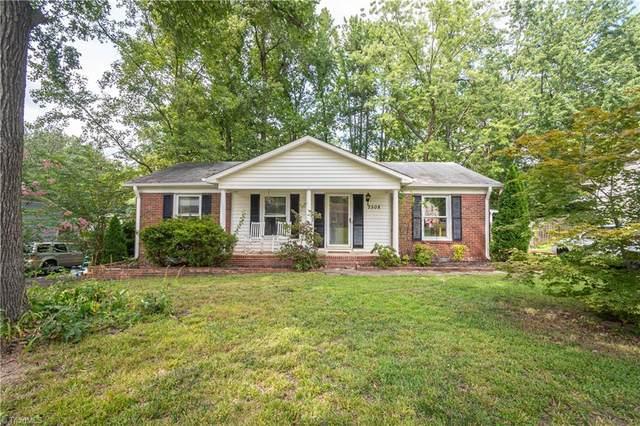 2508 Laramie Drive, Greensboro, NC 27406 (MLS #1042955) :: Berkshire Hathaway HomeServices Carolinas Realty
