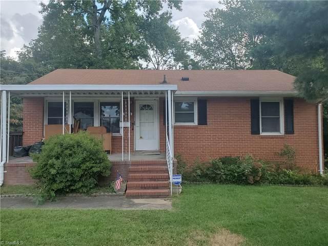 2704 Summit Avenue, Greensboro, NC 27405 (MLS #1042974) :: Berkshire Hathaway HomeServices Carolinas Realty