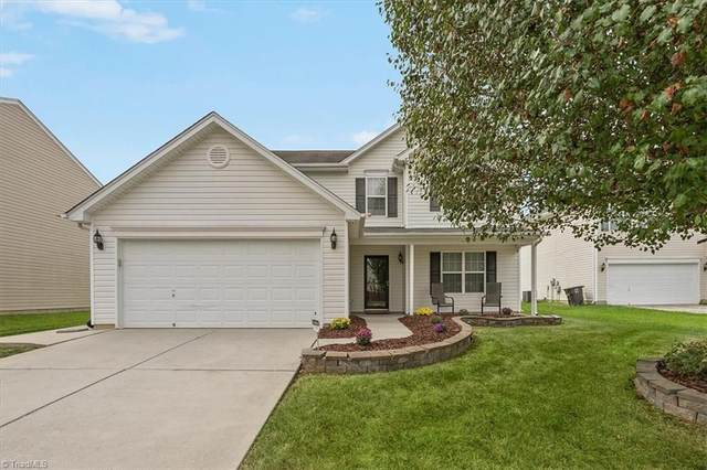 8 Forestglade Drive, Greensboro, NC 27406 (MLS #1042976) :: Berkshire Hathaway HomeServices Carolinas Realty