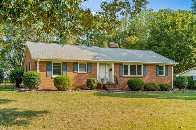 2019 Woodland Avenue, Burlington, NC 27215 (MLS #1042977) :: Witherspoon Realty