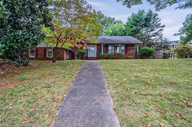 3030 Magazine Drive, Winston Salem, NC 27106 (MLS #1042984) :: Witherspoon Realty
