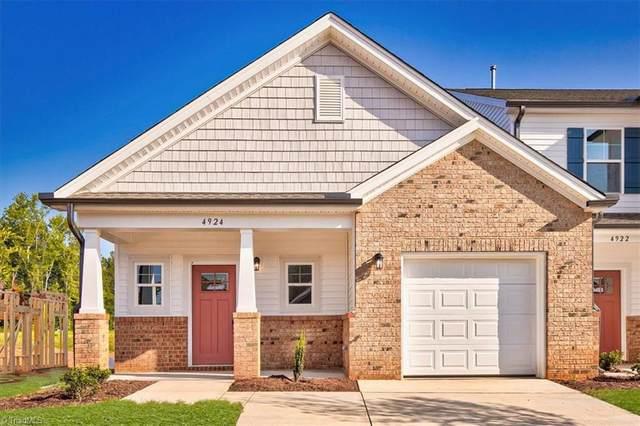 4917 Cannon Crossing Way, Greensboro, NC 27410 (MLS #1042985) :: Berkshire Hathaway HomeServices Carolinas Realty