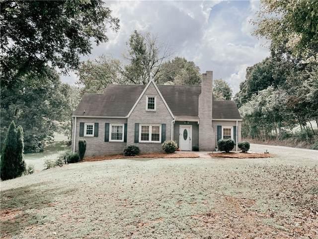 3910 Nc Highway 42 S, Asheboro, NC 27205 (MLS #1042986) :: Berkshire Hathaway HomeServices Carolinas Realty