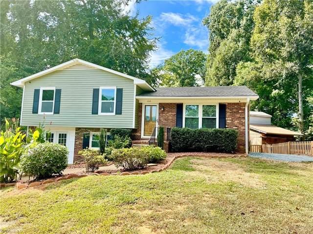 322 Elm Drive, Winston Salem, NC 27105 (MLS #1042988) :: Berkshire Hathaway HomeServices Carolinas Realty