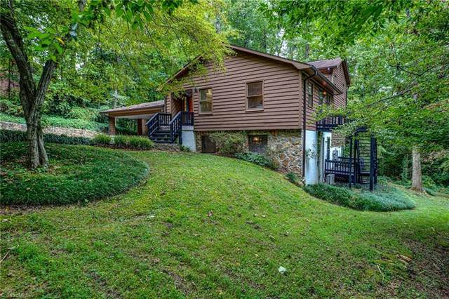 1930 Lodgecrest Lane, Pfafftown, NC 27040 (MLS #1042995) :: Witherspoon Realty