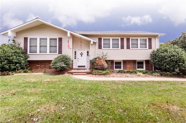 3810 Greenway Drive, Trinity, NC 27370 (MLS #1042999) :: Ward & Ward Properties, LLC