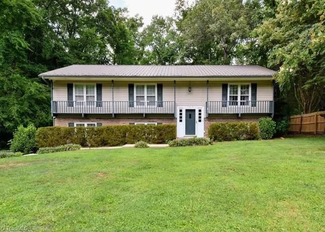 166 Creekwood Drive, Advance, NC 27006 (MLS #1043007) :: Ward & Ward Properties, LLC