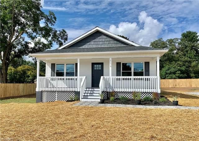 109 Highland Point Avenue, Harmony, NC 28634 (MLS #1043008) :: Berkshire Hathaway HomeServices Carolinas Realty