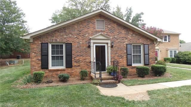 4822 D Tower Road, Greensboro, NC 27410 (MLS #1043012) :: Berkshire Hathaway HomeServices Carolinas Realty