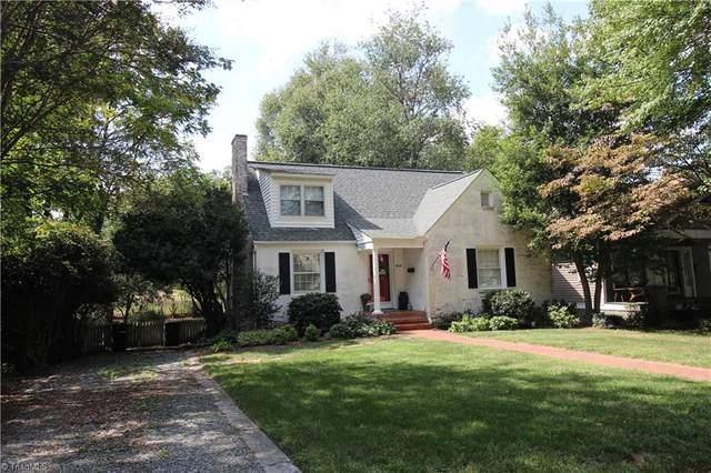 804 Scott Avenue, Greensboro, NC 27403 (MLS #1043017) :: Hillcrest Realty Group