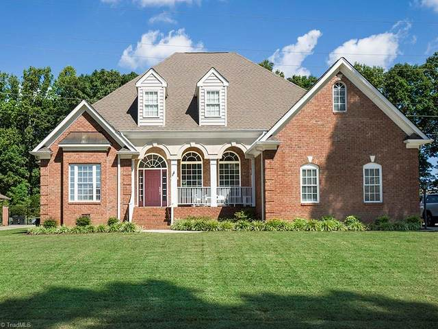 3901 Wesseck Road, High Point, NC 27265 (MLS #1043029) :: Berkshire Hathaway HomeServices Carolinas Realty