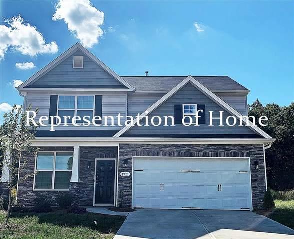 1940 Kippen Drive Lot 77, Kernersville, NC 27284 (MLS #1043032) :: Ward & Ward Properties, LLC