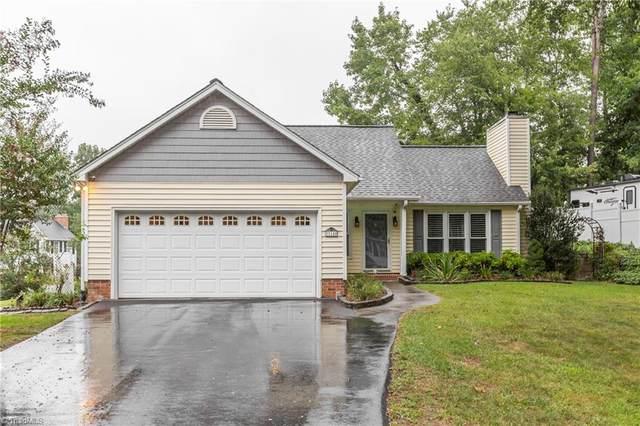 7140 Avenbury Circle, Kernersville, NC 27284 (MLS #1043033) :: Ward & Ward Properties, LLC