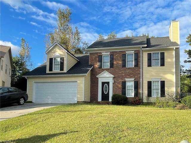 4402 Barndale Court, Jamestown, NC 27282 (MLS #1043039) :: Hillcrest Realty Group