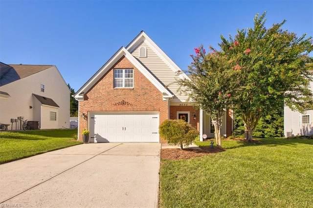 4005 Tutbury Drive, Jamestown, NC 27282 (MLS #1043041) :: Hillcrest Realty Group