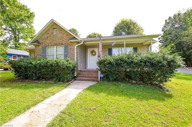 600 Elizabeth Drive, Thomasville, NC 27360 (#1043046) :: Mossy Oak Properties Land and Luxury
