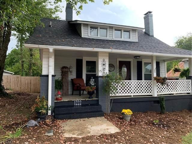 1222 Hinshaw Street, North Wilkesboro, NC 28659 (MLS #1043058) :: RE/MAX Impact Realty