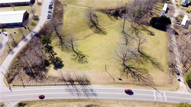 00 Nc Highway 16, Wilkesboro, NC 28697 (MLS #1043091) :: Ward & Ward Properties, LLC