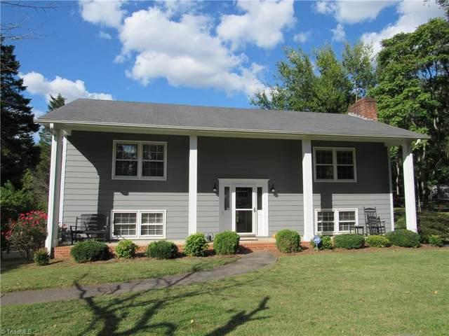 2025 Claxton Drive, Winston Salem, NC 27127 (MLS #1043094) :: Hillcrest Realty Group
