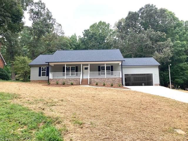 344 Longbranch Trail, Lexington, NC 27295 (MLS #1043114) :: Ward & Ward Properties, LLC