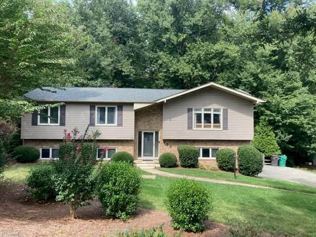 509 Shadybrook Road, High Point, NC 27265 (MLS #1043123) :: Berkshire Hathaway HomeServices Carolinas Realty