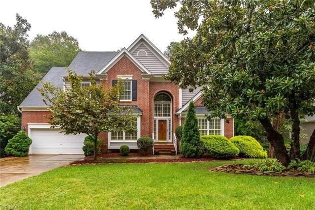 5409 Pigeon Cove Drive, Greensboro, NC 27410 (MLS #1043129) :: Lewis & Clark, Realtors®