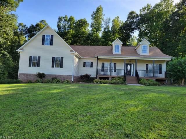 1973 Willow Chapel Court, Pleasant Garden, NC 27313 (MLS #1043138) :: Berkshire Hathaway HomeServices Carolinas Realty