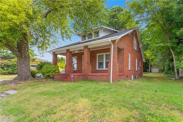 501 S Benbow Road, Greensboro, NC 27401 (#1043147) :: Premier Realty NC