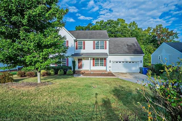104 Falcon Road, Gibsonville, NC 27249 (MLS #1043150) :: Hillcrest Realty Group