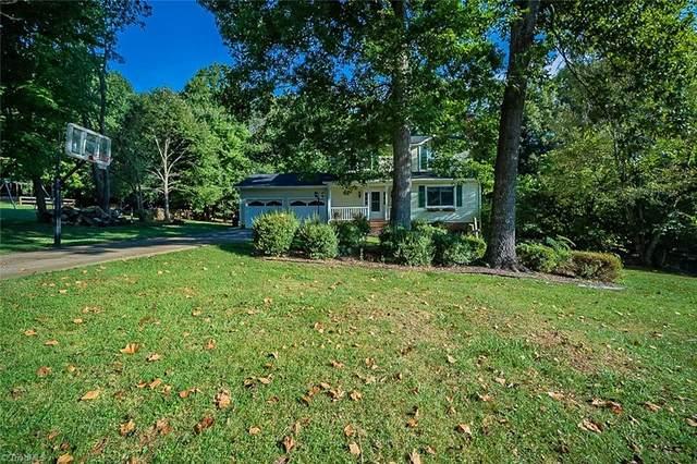 9509 White Tail Trail, Kernersville, NC 27284 (#1043160) :: Mossy Oak Properties Land and Luxury